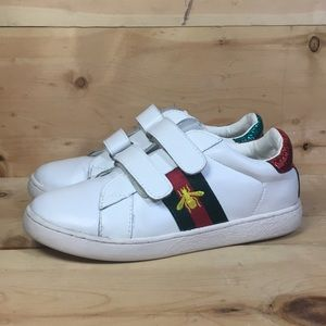 Gucci Velcro Sneakers Size